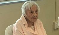 Cụ bà 107 tuổi tiết lộ bí quyết sống lâu nhờ tôn thờ... chủ nghĩa độc thân