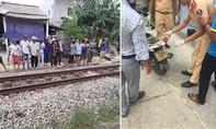 Băng qua đường ray, người đàn ông bị tàu tông tử vong