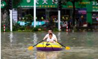 Bão Lekima khiến 32 người thiệt mạng ở Trung Quốc