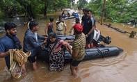 Hơn 150 người chết vì đợt mưa lũ nghiêm trọng ở Ấn Độ