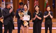ABBANK trao tặng 6 giải thưởng cho các thí sinh