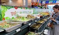 Co.opmart khuyến mãi đậm thực phẩm chay