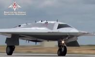 Clip mãn nhãn màn trình diễn của máy bay tàng hình của Nga