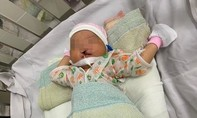 Bé trai sơ sinh có dị tật sứt môi bị mẹ bỏ ở bệnh viện