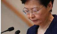 Đặc khu trưởng Hong Kong cam kết đối thoại với người biểu tình