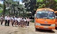 Mối lo từ xe đưa đón học sinh