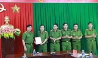 Bộ Công an khen thưởng Công an tỉnh Đắk Nông