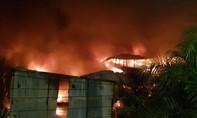 Vụ cháy tại Công ty bóng đèn phích nước Rạng Đông thiệt hại 150 tỉ đồng