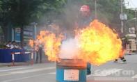 Thiết thực hội thao phòng cháy chữa cháy ở cấp cơ sở