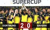 Dortmund hạ Bayern Munich, đoạt siêu cup Đức 2019
