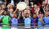 Clip Man City hạ Liverpool trên chấm 11 mét, đoạt siêu cup Anh
