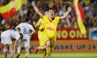 Clip Nam Định thoát thua HAGL ở phút bù giờ cuối cùng