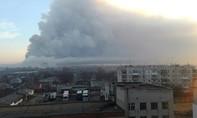 Nổ kho vũ khí ở Nga, dân trong bán kính 20 km phải di tản
