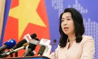 Tàu khảo sát của Trung Quốc rút khỏi vùng EEZ và thềm lục địa của Việt Nam