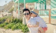 Quang Dũng: Con trai là niềm hạnh phúc lớn nhất đời tôi