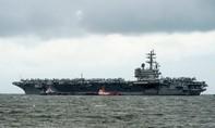 Tàu sân bay Mỹ đến Philiipines giữa lúc Biển Đông căng thẳng