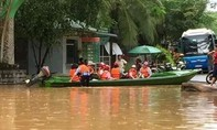 Đồng Nai: Khẩn trương giúp dân sơ tán tài sản trong vùng ngập lụt