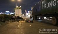 Tai nạn liên hoàn ở Sài Gòn, 2 công nhân thương vong