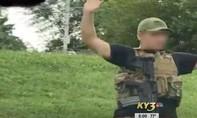 Thanh niên Mỹ xách súng cùng 100 viên đạn đi... siêu thị