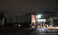 Bỏ mặc nạn nhân đầy máu, tài xế container chạy khỏi hiện trường