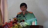 Cách tất cả chức vụ trong Đảng đối với Đại tá Huỳnh Tiến Mạnh