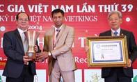 15 năm thành lập Tổ chức Kỷ lục Việt Nam: Kỷ lục gia Việt hội ngộ