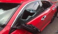 Sư thầy đập phá xe ôtô có biểu hiện tâm lý bất thường?