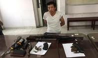 Chặn kịp thời cuộc mua bán khẩu súng K56 ở Sài Gòn