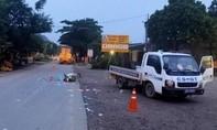 Người vợ trẻ bị xe tải cán tử vong khi mới cưới được 2 ngày