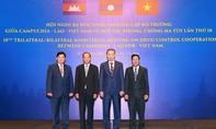 Việt Nam - Campuchia - Lào tăng cườp phối hợp phòng chống tội phạm