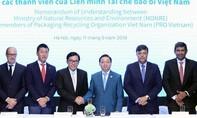 Bộ TN-MT bắt tay liên minh PRO Việt Nam chống rác thải nhựa