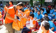 Hanwha Life Việt Nam tổ chức Trung thu cho trẻ khuyết tật tại TPHCM