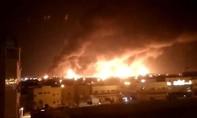 """Sau vụ tấn công khu sản xuất dầu ở Saudi: Mỹ cảnh báo """"đạn đã lên nòng"""""""