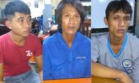 Bắt khẩn cấp 3 tên trộm có 8 tiền án đột nhập phòng nha khoa