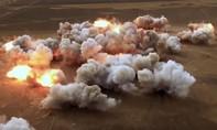 Clip Nga khoe pháo phản lực trong cuộc tập trận có Trung - Ấn tham gia