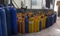 """Khởi tố vụ buôn lậu """"khí cười"""" xảy ra tại Công ty hóa chất Hoa Việt"""
