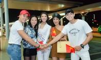 Tường Vy lên đường thi Miss Tourism World 2019