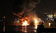 Trắng đêm tìm kiếm 8 người thương vong sau vụ nổ kinh hoàng