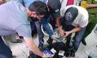 Bắt một phụ nữ nhận gần 5kg ma túy từ đặt hàng online