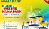 Nam A Bank ra mắt website phiên bản mới