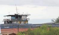 Tàu hơn 3.000 tấn bị phá nước, có khả năng chìm trên biển Bình Thuận