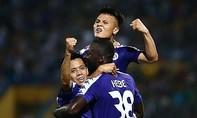 Clip Hà Nội FC hòa 4.25 SC ở lượt đi chung kết AFC Cup