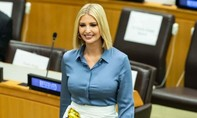 Ái nữ của Tổng thống Mỹ bị chỉ trích vì mặc thiếu lịch sự tại LHQ