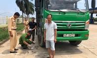 Bắt tài xế lái xe tải tông chết người rồi bỏ chạy