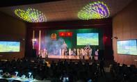 Hội thi Tuổi trẻ Công an TPHCM - Hành trình theo chân Bác