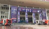 Cháy sân khấu địa điểm diễn, liveshow Quang Hà bị hoãn