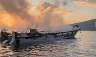 Cháy tàu du lịch California, ít nhất 15 người thiệt mạng
