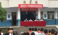 8 học sinh bị sát hại trong ngày đầu tựu trường ở Trung Quốc