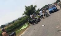 Xe tải chở cơm tông nhóm học sinh, 5 người thương vong