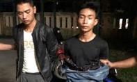Hai thanh niên sát hại sinh viên chạy Grabbike cướp xe vì không có tiền trả